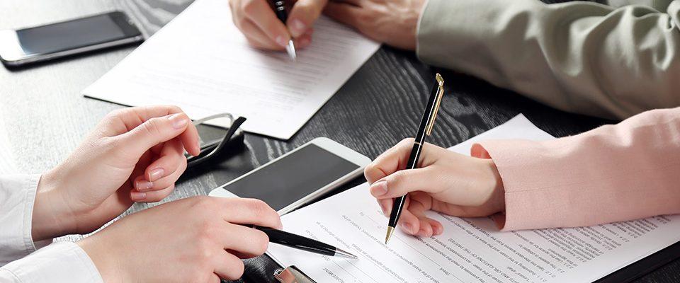 Условия договора с кредитной организацией