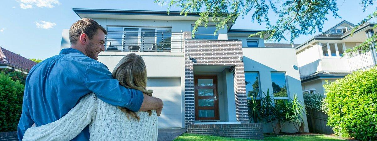 Почему граждане выбирают частный дом в ипотеку