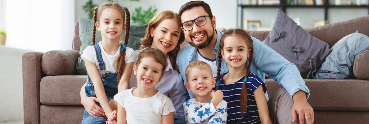 Особенности ипотеки для многодетных семей в Сбербанке