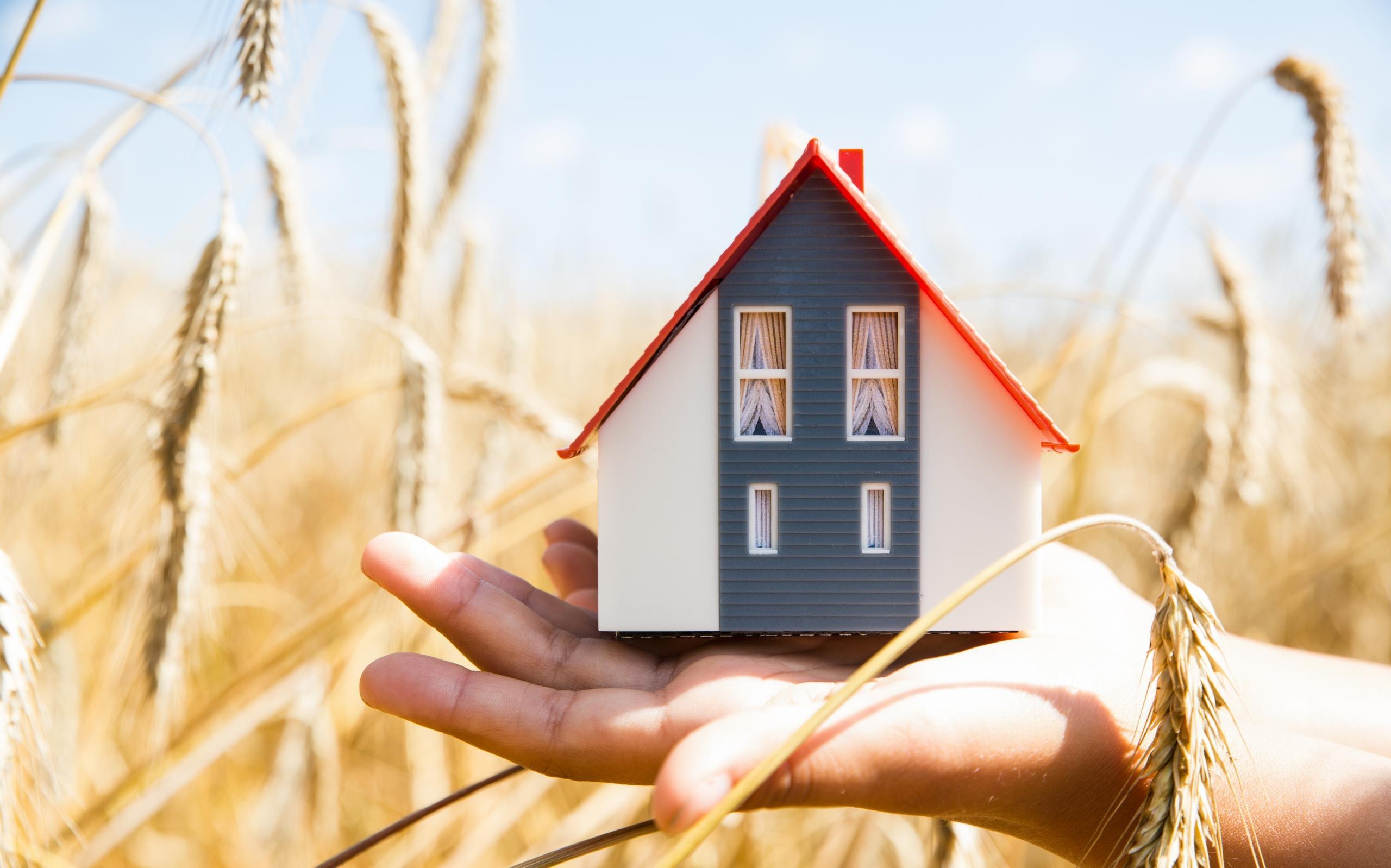 Как получить сельскую ипотеку в Сбербанке
